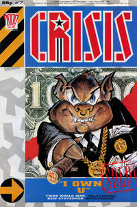 Cover Thumbnail for Crisis (Fleetway Publications, 1988 series) #7