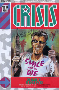 Cover Thumbnail for Crisis (Fleetway Publications, 1988 series) #10