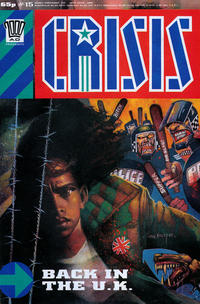 Cover Thumbnail for Crisis (Fleetway Publications, 1988 series) #15
