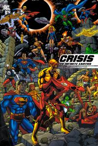 Cover Thumbnail for Crisis on Infinite Earths The Absolute Edition (DC, 2005 series)