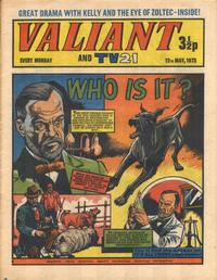 Cover Thumbnail for Valiant and TV21 (IPC, 1971 series) #12th May 1973