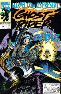 Cover Thumbnail for Marvel Comics Presents (Marvel, 1988 series) #90 [Direct]