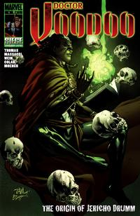 Cover Thumbnail for Doctor Voodoo: The Origin of Jericho Drumm (Marvel, 2010 series) #[nn]
