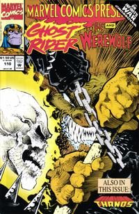 Cover Thumbnail for Marvel Comics Presents (Marvel, 1988 series) #110 [Direct]