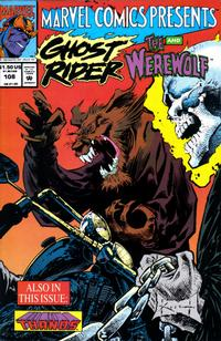 Cover Thumbnail for Marvel Comics Presents (Marvel, 1988 series) #108 [Direct]