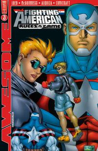 Cover Thumbnail for Fighting American: Rules of the Game (Awesome, 1997 series) #3 [Cover A]