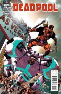 Cover Thumbnail for Deadpool (Marvel, 2008 series) #24