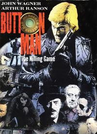 Cover Thumbnail for Button Man: The Killing Game (Kitchen Sink Press, 1995 series)