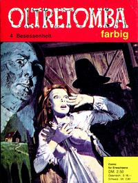 Cover Thumbnail for Oltretomba farbig (Der Freibeuter, 1974 series) #4