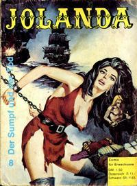 Cover Thumbnail for Jolanda (Der Freibeuter, 1973 series) #8