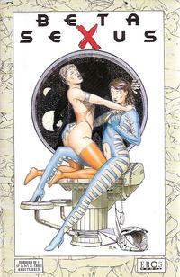 Cover Thumbnail for Beta Sexus (Fantagraphics, 1994 series) #1