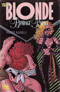 Cover Thumbnail for The Blonde: Bondage Palace (Fantagraphics, 1993 series) #2