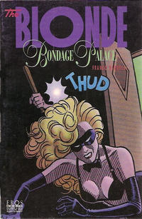 Cover Thumbnail for The Blonde: Bondage Palace (Fantagraphics, 1993 series) #3