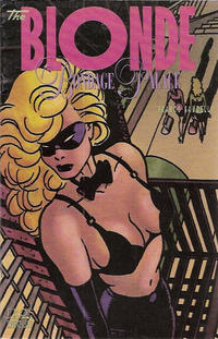 Cover Thumbnail for The Blonde: Bondage Palace (Fantagraphics, 1993 series) #5