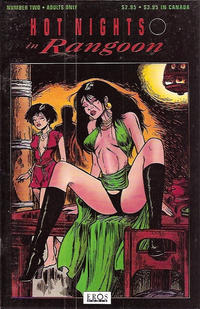 Cover Thumbnail for Hot Nights in Rangoon (Fantagraphics, 1994 series) #2