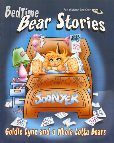 Cover for Tales of the Vienna Sausage Woods - aka: Bedtime Bear Stories (Joshua Quagmire Enterprises, 2006 series) #1