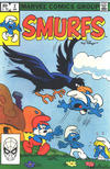 Cover for Smurfs (Marvel, 1982 series) #2 [Direct Edition]