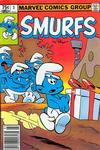 Cover for Smurfs (Marvel, 1982 series) #3 [Canadian Newsstand Edition]
