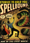 Cover for Spellbound (Marvel, 1952 series) #3