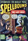 Cover for Spellbound (Marvel, 1952 series) #8