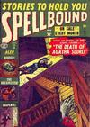 Cover for Spellbound (Marvel, 1952 series) #9
