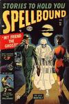 Cover for Spellbound (Marvel, 1952 series) #12