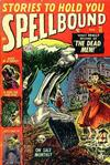 Cover for Spellbound (Marvel, 1952 series) #13