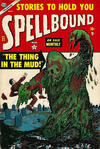 Cover for Spellbound (Marvel, 1952 series) #22