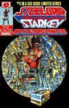 Cover for Steelgrip Starkey (Marvel, 1986 series) #1