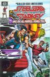 Cover for Steelgrip Starkey (Marvel, 1986 series) #5