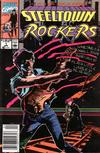 Cover for Steeltown Rockers (Marvel, 1990 series) #1
