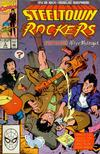 Cover for Steeltown Rockers (Marvel, 1990 series) #3 [Direct]