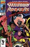 Cover for Steeltown Rockers (Marvel, 1990 series) #4 [Direct]