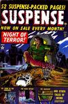Cover for Suspense (Marvel, 1949 series) #17