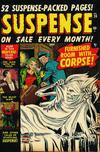 Cover for Suspense (Marvel, 1949 series) #20