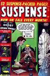 Cover for Suspense (Marvel, 1949 series) #21