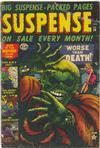 Cover for Suspense (Marvel, 1949 series) #26