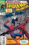 Cover for Spider-Man Unlimited (Marvel, 1993 series) #2 [Direct Edition]