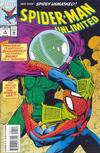 Cover for Spider-Man Unlimited (Marvel, 1993 series) #4