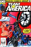 Cover for Team America (Marvel, 1982 series) #6 [Direct]