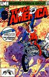 Cover for Team America (Marvel, 1982 series) #7 [Direct]
