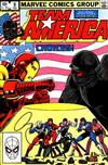 Cover for Team America (Marvel, 1982 series) #9 [Direct]