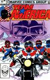 Cover for Team America (Marvel, 1982 series) #10 [Direct]