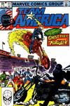 Cover for Team America (Marvel, 1982 series) #11 [Direct]