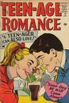 Cover for Teen-Age Romance (Marvel, 1960 series) #77