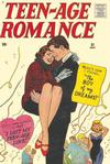 Cover for Teen-Age Romance (Marvel, 1960 series) #81