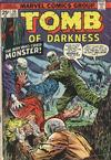 Cover for Tomb of Darkness (Marvel, 1974 series) #10