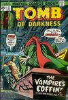 Cover for Tomb of Darkness (Marvel, 1974 series) #12
