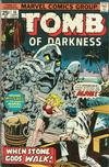 Cover for Tomb of Darkness (Marvel, 1974 series) #16