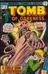 Cover for Tomb of Darkness (Marvel, 1974 series) #19
